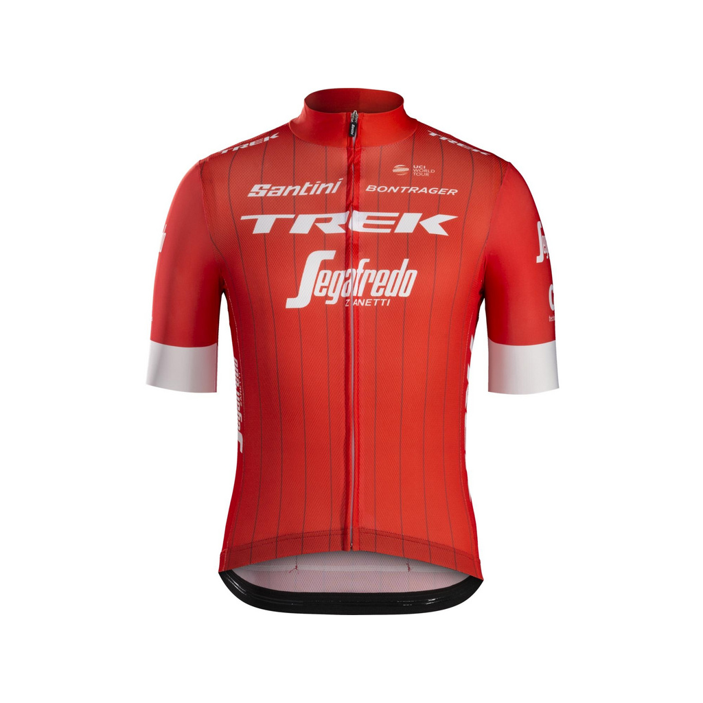 Santini Trek-Segafredo Men's Team Replica Cycling Jersey