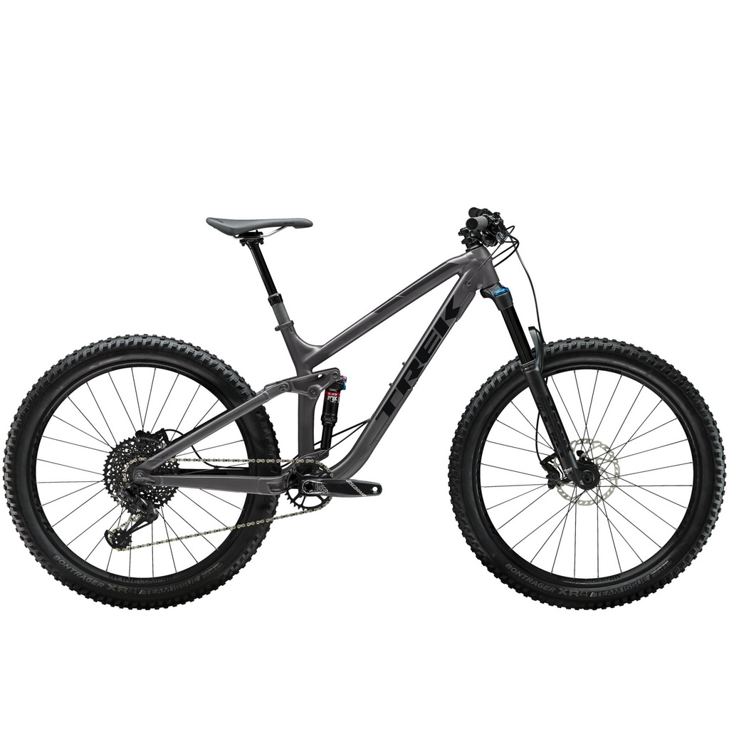 Trek Fuel EX 8 Plus - Black
