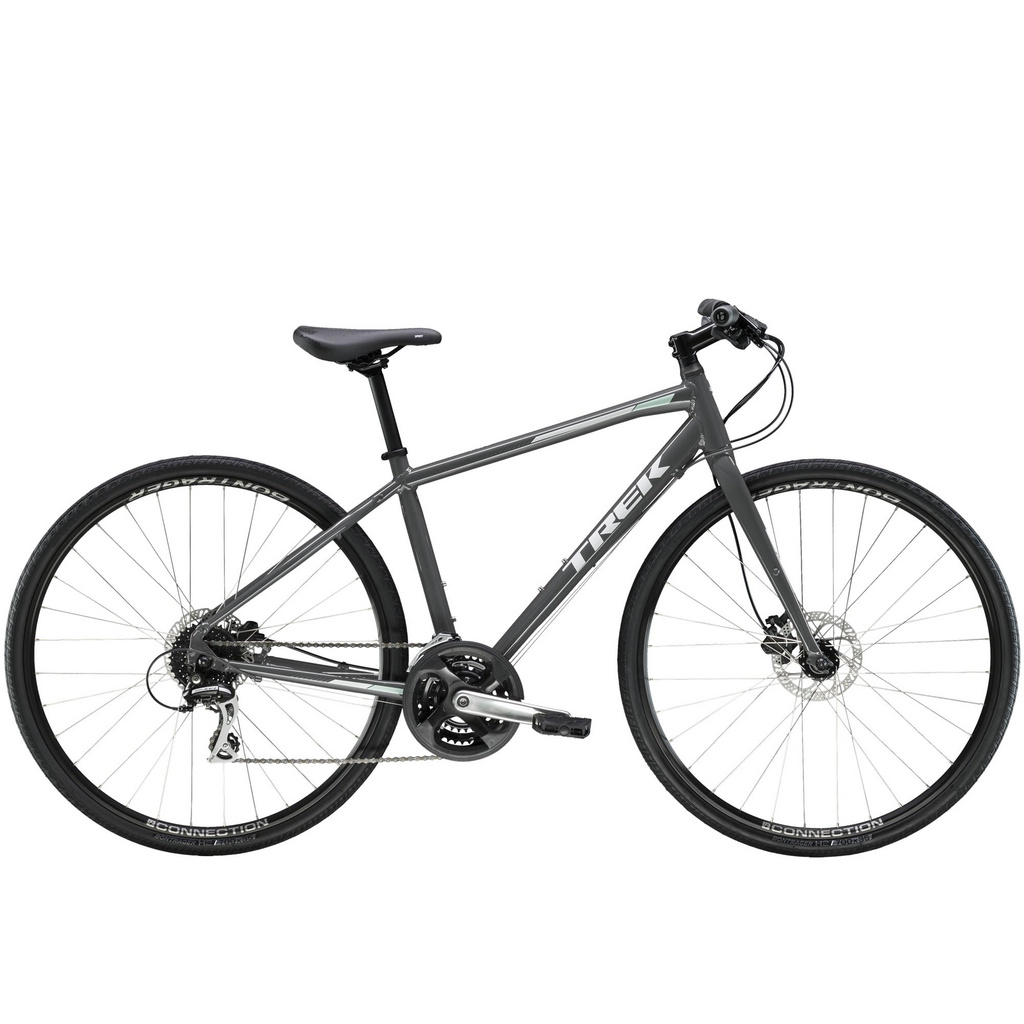 Trek FX 2 Women's Disc - Charcoal