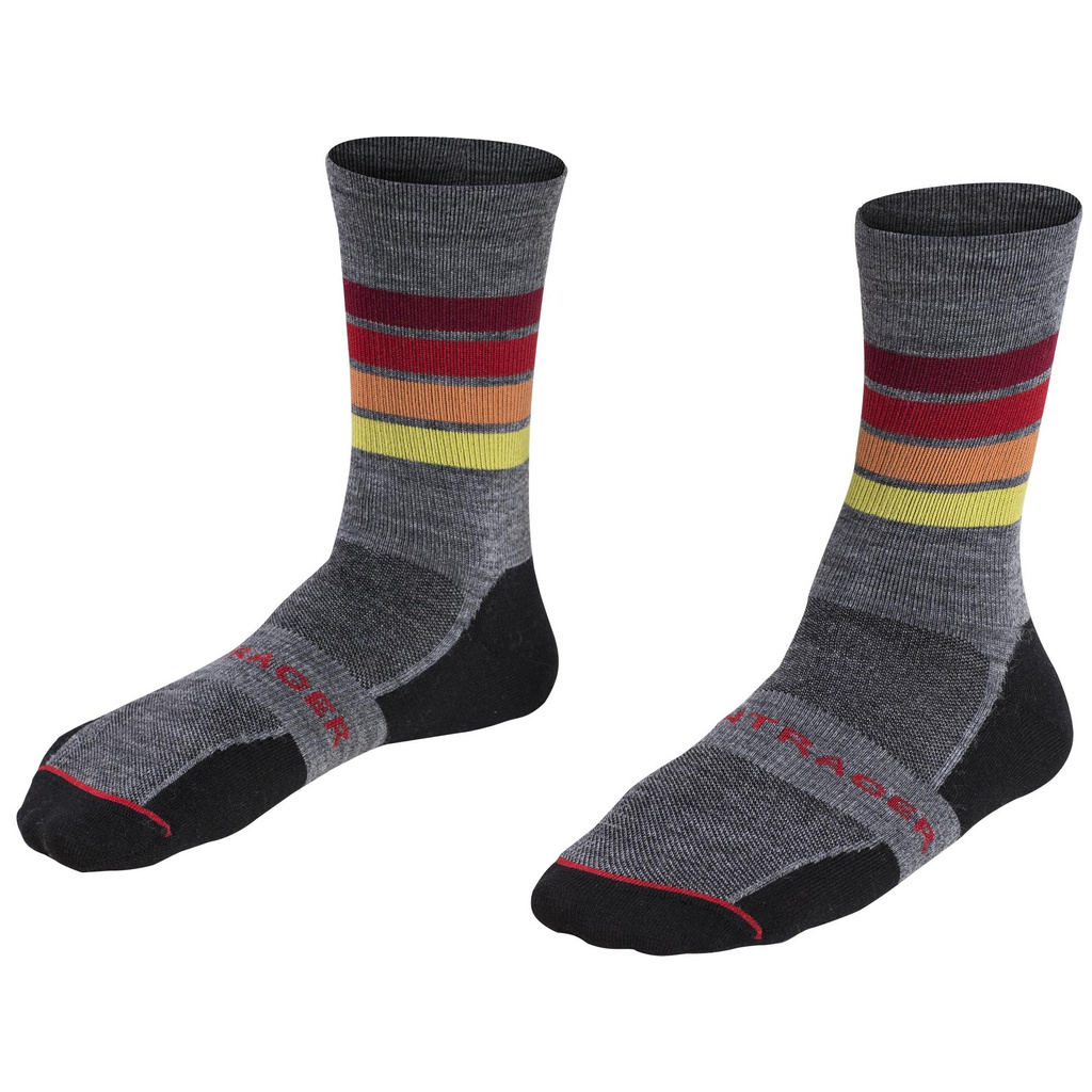 "Bontrager Race 5"" Wool Cycling Sock"