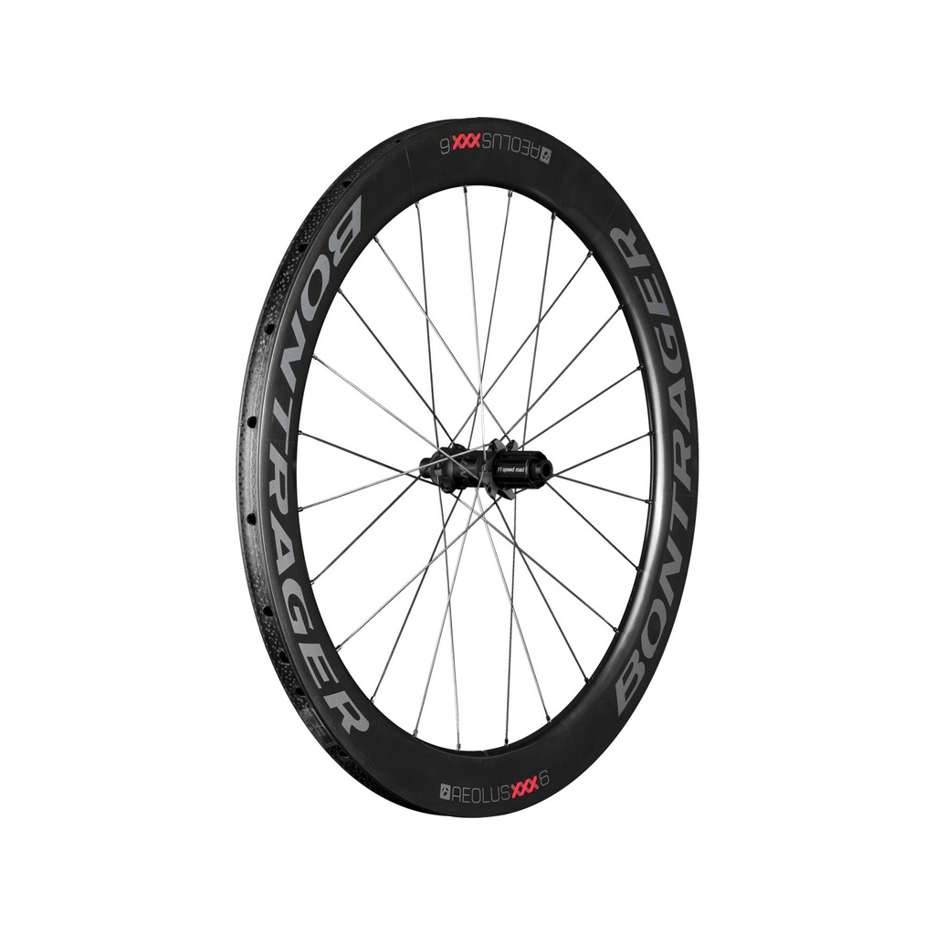 Bontrager Aeolus XXX 6 Disc Tubular Road Wheel