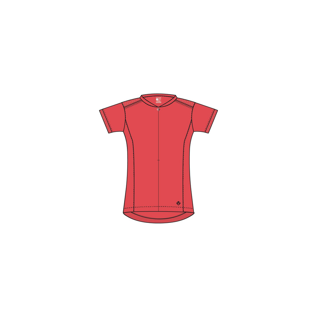 ... Bontrager Vella Women s Cycling Jersey - Red bce3c61c3