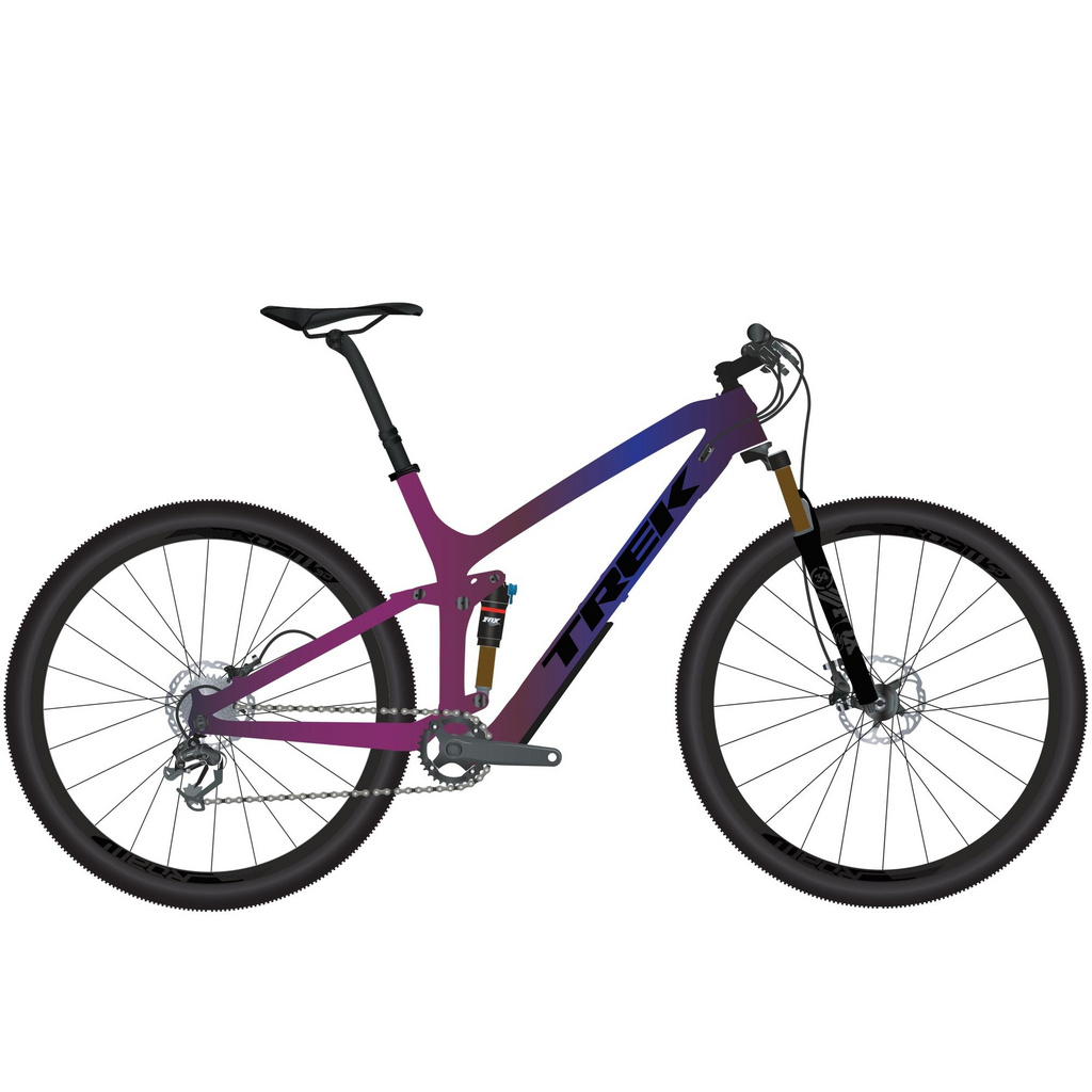 Trek Fuel EX 9.9 29 - Purple