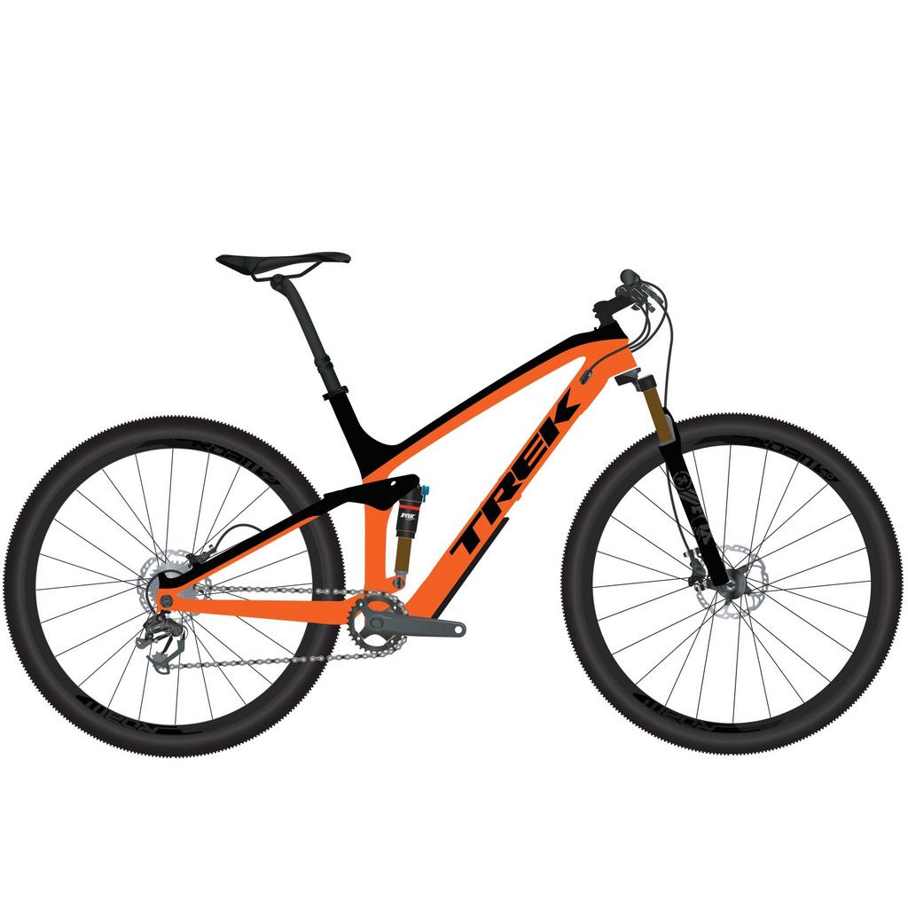 Trek Fuel EX 9.9 29 - Orange