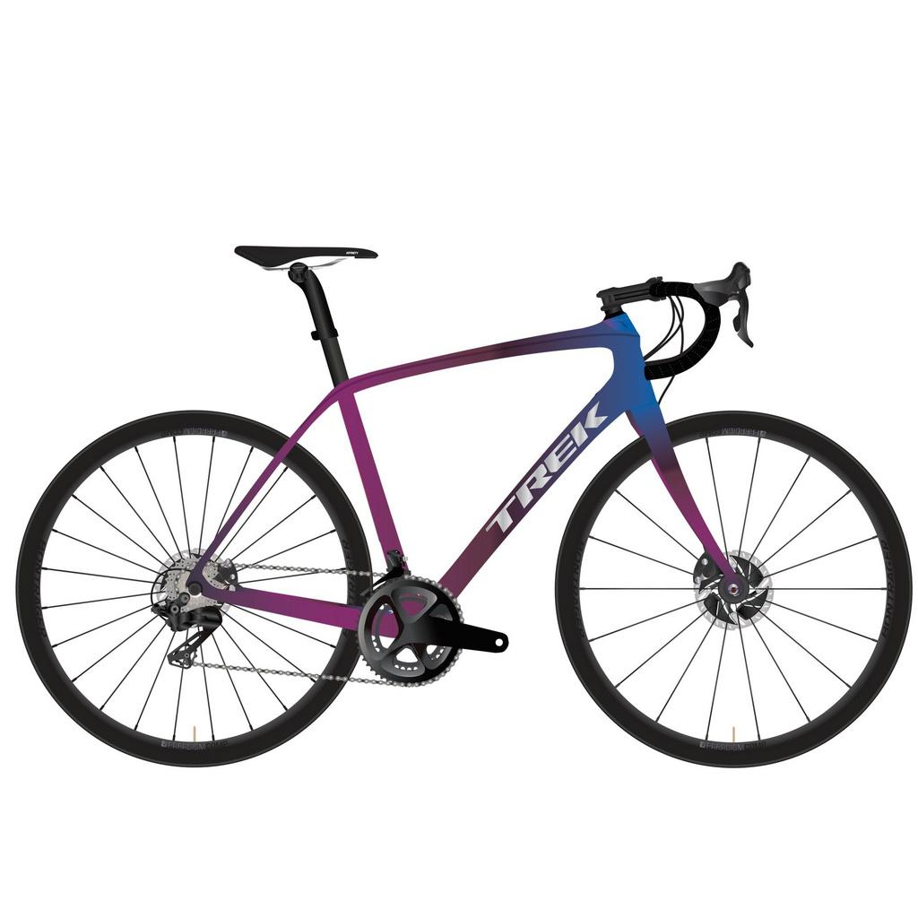 Trek Domane SLR 6 Disc Women's - Purple