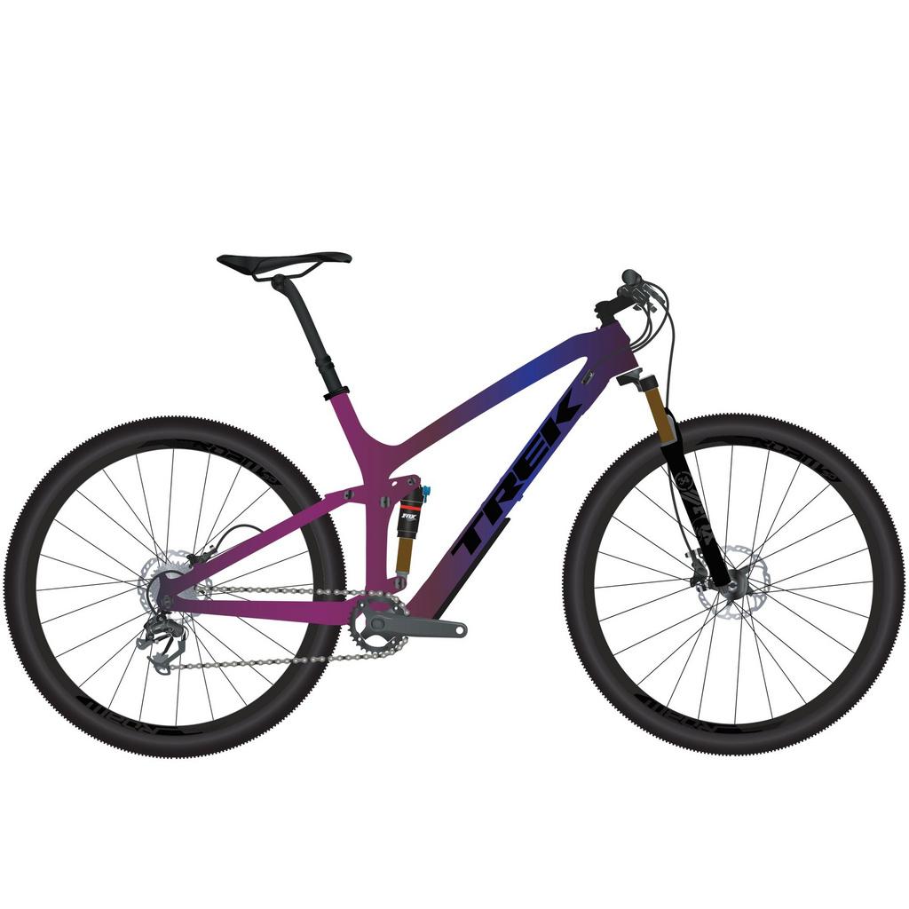 Trek Fuel EX 9.8 29 - Purple