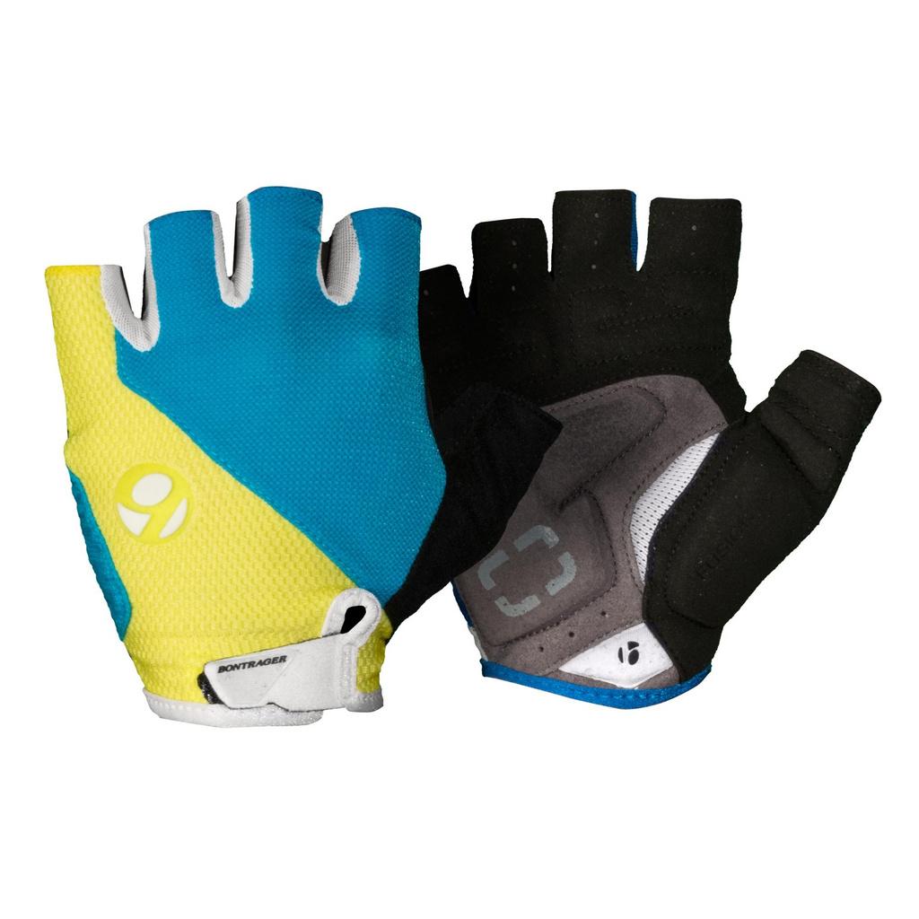 ... Bontrager Race Gel Cycling Glove - Green ... 2378467b1