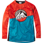 Alpine Youth Long Sleeve Jersey