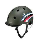 Electra Graphic Helmet CE Tigershark