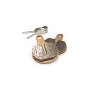 Alloy Cassette Lock Ring For Shimano/Sram 11T (Black)