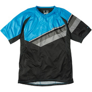 Madison Jersey Flux Enduro Ss Men - Blk/grey
