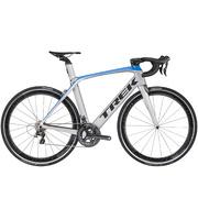 Madone 9.2 - Silver;blue;black
