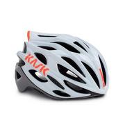 Kask Mojito X Iris/White Medium - White/ash/orange Fluo