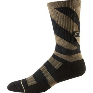 "8"" Trail Cushion Sock [Blk]"