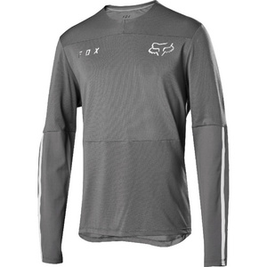 Defend Delta™ Ls Jersey [Gry Vin]
