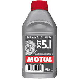 DOT 5.1 Brake fluid 0.5litres
