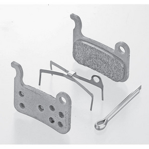 BR-M775 resin pads A01S and spring with split pin