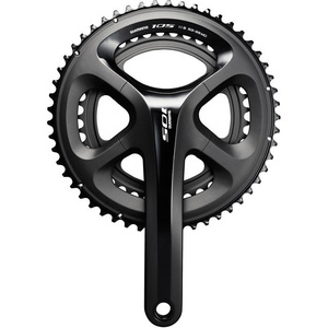 FC-5700 105 double chainset, HollowTech II