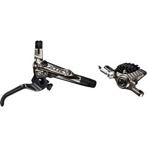 BR-M9020 XTR bled I-spec-II ready brake lever/Post mount calliper - front