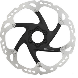 SM-RT86 XT Ice Tec 6-bolt disc rotor, 203 mm