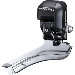 FD-6870 Ultegra Di2 11-speed front derailleur E-tube, braze on, double
