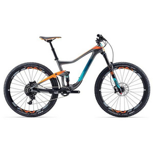 Giant Trance Advanced 2 Full Suspension Bike 2017