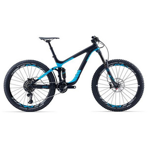 Giant Reign Advanced 0 Full Suspension Bike 2017
