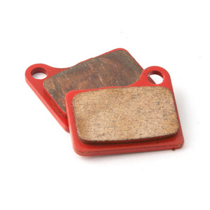 Clarks Sintered Disc Brake Pads W/Carbon For Shimano Deore Hydraulic Br-M555/6