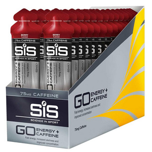 GO Caffeine Energy Gel