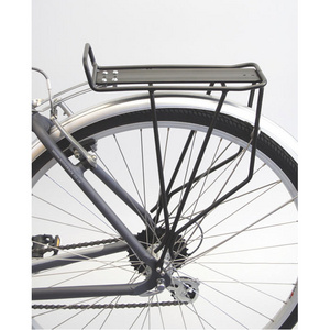 Trail Rear Pannier Rack - Black