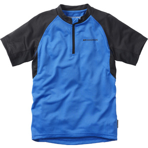 Madison Tracker Kids Short Sleeved Jersey