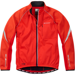 Sportive men's windproof jacket