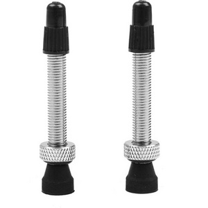 Presta tubeless valve with removeable core Bronze 44mm