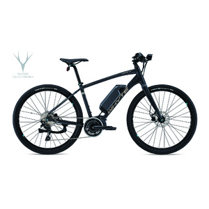 WHYTE Clifton e-Bike Matt Granite with Bronze/Blue