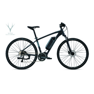 WHYTE Coniston e-Bike Matt Granite with Grey/Blue