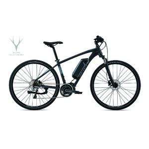 WHYTE Coniston e-Bike Matt Granite with Grey/Blue