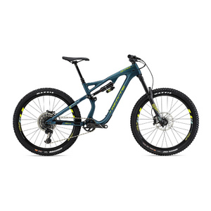 WHYTE G-170C WORKS Matt Petrol with Lime/Mist/Grey