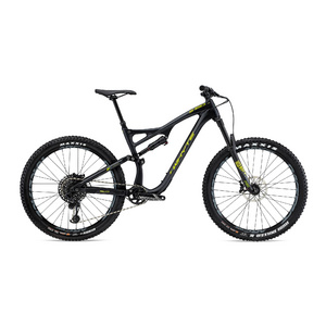 WHYTE S-150C RS Matt Granite with Lime/Olive/Grey