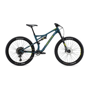 WHYTE T-130C R Matt Petrol with Lime/Mist/Grey