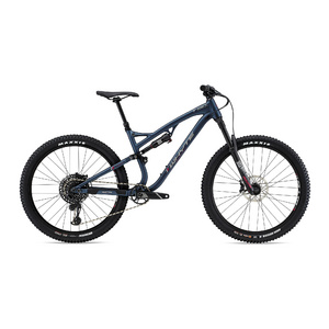 WHYTE T-130 S Matt Midnight with Pewter/Dark Red