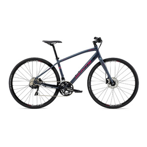 WHYTE Pimlico Matt Midnight with Magenta/Grey