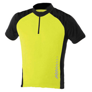 Altura Children'S Sprint Short Sleeve Jersey Yellow/Black Age 5 - 6