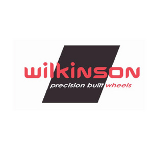 Wilkinson 26x1.75 Rear Wheel - Silver Single Wall MTB rim - V-brake, Q/R, 7 Speed