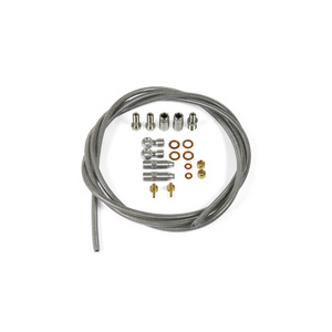 Stainless Steel Braided Hose kits