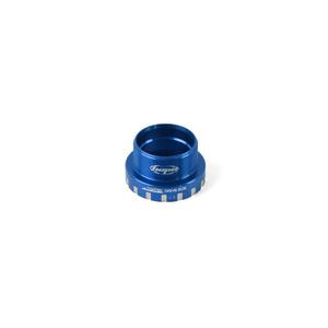 24mm Bottom Bracket Drive Side Cups - Blue