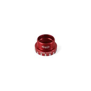 24mm Bottom Bracket Drive Side Cups - Red