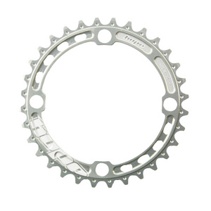 SINGLE/DH Chain Ring - 104mm Silver