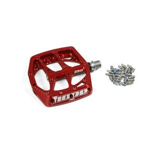 F20 Pedal Complete - Red - Single