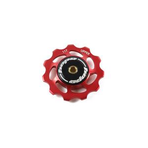 Individual Jockey Wheels - Red