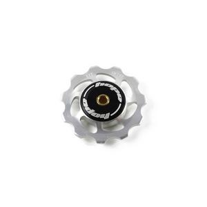 Individual Jockey Wheels - Silver